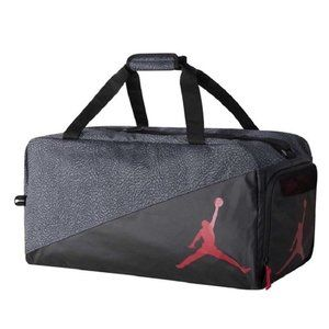 NEW Nike Jordan Jumpman Duffle Duffel Gym Bag